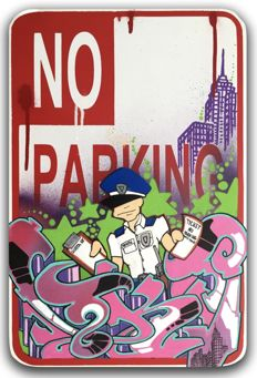"T-KID 170 - ""No Parking"""
