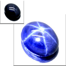 Star sapphire - 8.51 ct - No reserve price