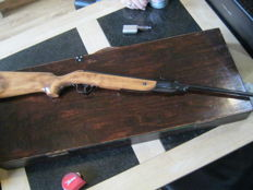 Vintage Webley & Scott Jaguar 177 air rifle
