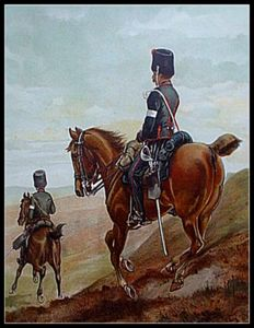 Uniforms; Lot with 23 chrome lithographs from 'De uniformen van de Nederlandsche Zee- en Landmacht hier te lande en in de koloniën' - 1900