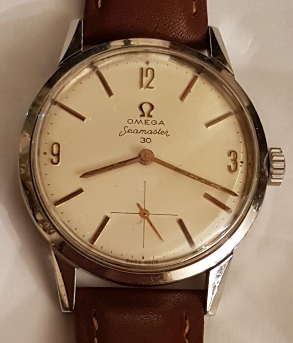 Omega seamaster 30- Men's watch-1962
