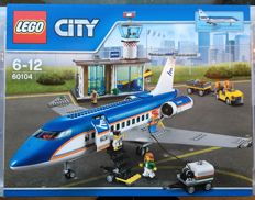 Lego 60104 - City Airport