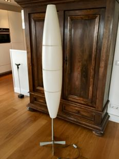 Jozeph Forakis for Foscarini - Havana floor lamp 'Havana Terra' white.