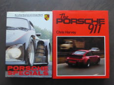Books; Lot 2 Porsche books - 1982/1984