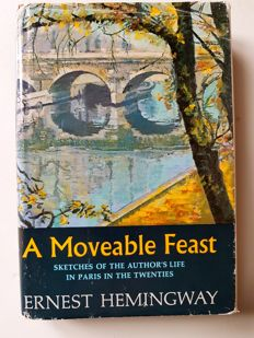 Ernest Hemingway - A Moveable Feast - 1964