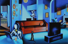 Mark Kostabi - Quality Time