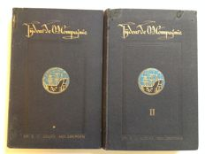 Indonesia; Dr. E.C. Godée Molsbergen; Tijdens de O.-I. Compagnie- Complete in 2 volumes - 1932 / 1936