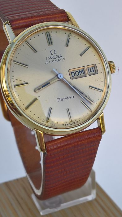 Omega – Gold – 18kt ( 750/1000 – Automatic