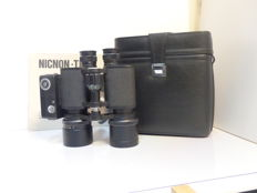 nicnon binoculars 7x50 and integrated camera 1970