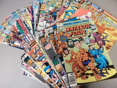 Marvel Comics - Fantastic Four #190 to 275 - 86x sc - (1976-1985)