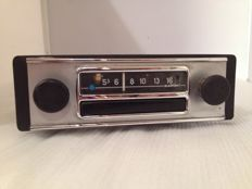 Classic Blaupunkt car radio Hamburg for Porsche, Volkswagen, Mercedes, Opel, Ford and others