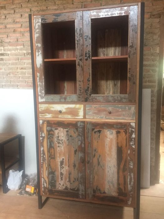 Millwood Side Cupboard