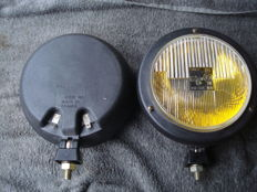 Two new FOG LIGHTS by the brand CIBIE type 165 with a diameter of 170 mm