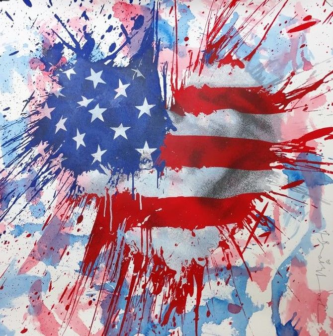 "Mr Brainwash - ""Moment of Silence - Variant Edition"""