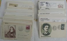 Spain 1953/1993 - Collection of first-day covers 275 FDC