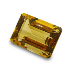 15.05 ct - Citrine  - No Reserve Price