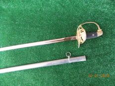 Spanish Infantry Officer Sabre 1975