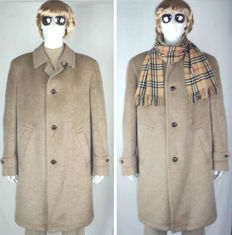 Burberrys - Scarf with Calw Llama Mohair Coat