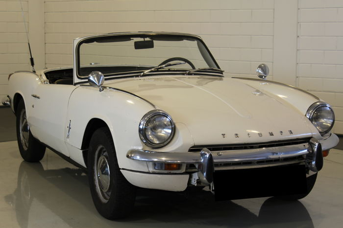 triumph spitfire mk3 convertible 1968 catawiki. Black Bedroom Furniture Sets. Home Design Ideas