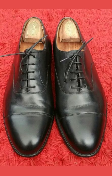 Crockett & Jones Bedford - Lace-up Derby shoes