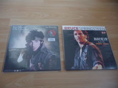 Bruce Springsteen - 1 Double-LP album + 1 LP + CD - Rockin' Live from Italy 1993 + Last Warm-Up