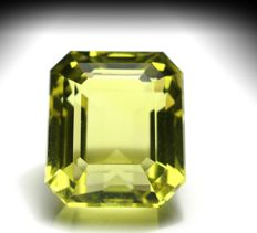 Lemon quartz –  22.70 ct