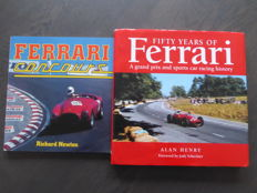 Boosk; Lot 2 Ferrari Books - 1990/1997