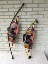 Archery collection, 2 bows , including arrows