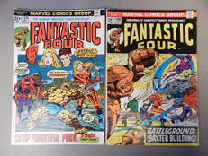 Marvel Comics - Fantastic Four #129 + 130 + 132 + 135 + 136 + 139 to 156 - 23x sc - (1972-1975)