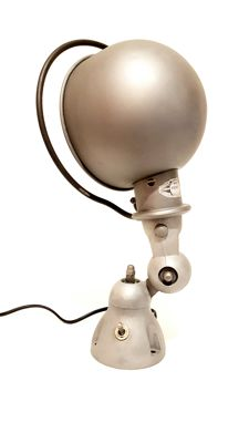 Jean-Louis Domecq for Jieldé – Design industrial lamp.