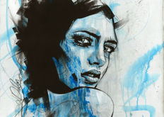 Leanne Dolan - Ada In Blue