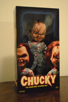 Bride of Chucky Sideshow Collectibles 2008 Exclusive NEW 4606