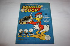 Donald Duck weekblad 1 - sc - 1e druk - (1952)