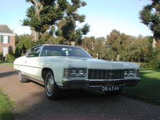 Chevrolet - Caprice Coupe - 1971