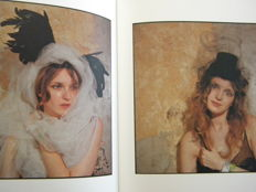 3 volumes of photography by Bettina Rheims - 1995/2014