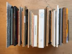 Poetry; Lot with 50 books of Dutch poetry post 1945 - 1945 / 2014