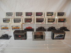 Herpa H0 - Scenery - 22 Pkw´s Art Collection und Private Collection (067)