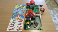 Classic Town - 6374 + 6379 - Riding Stable + Holiday Home