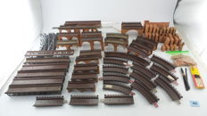 Faller/Vollmer H0 - Collection of scenery - Bridges, bridge components and pillars