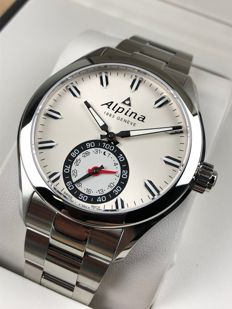 Alpina - Horological Smartwatch  - AL-285S5AQ6B - Men's - 2011–present