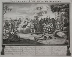 Tulipmania - The Missisippi bubble / Vonnis van Apol over de Bubbels - 1720