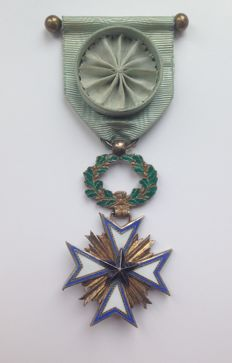Officer in the order of the Black Star