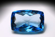 Swiss Blue Topaz – 16.07 ct