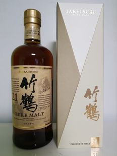 Nikka Taketsuru 21 Years Pure Malt