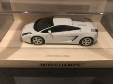 Minichamps / Hot Wheels - Scale 1/43 - Lot with 3 Lamborghini: Diablo, Reventon & Gallardo