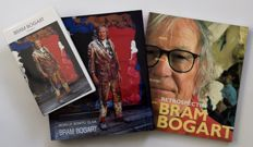 Bram Bogart; Lot with 2 publications - 1992 / 1995