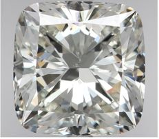 2.02 ct H VS2 Cushion Brilliant   - EGL USA Low Reserve Price  #2495