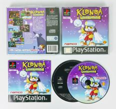 PSX - Klonoa Door To Phantomile