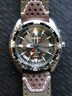 Seiko Prospex GMT Kinetic SUN061P
