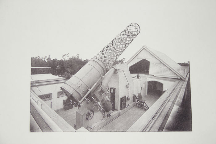 Robert L .J. Ellery - The Great Melbourne Telescope - 1885